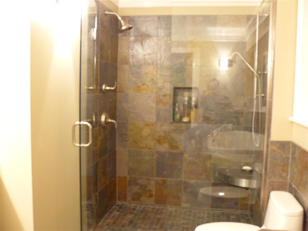Barrier Free Showers Handicap Showers