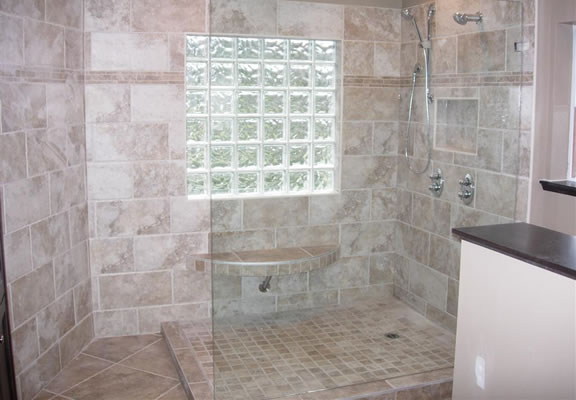 Barrier Free Showers Handicap Showers - Bathroom remodel vancouver bc