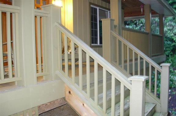 Vancouver BC Deck and Porch Builder