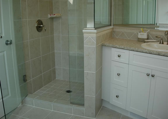 Tile or Stone Shower Builder in Vancouver BC.